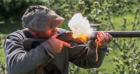 Muskets Ready - Fire